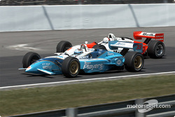 Alex Tagliani and Gil de Ferran
