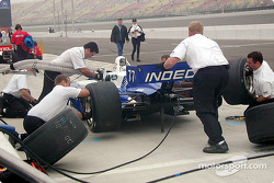 Practicing pitstops