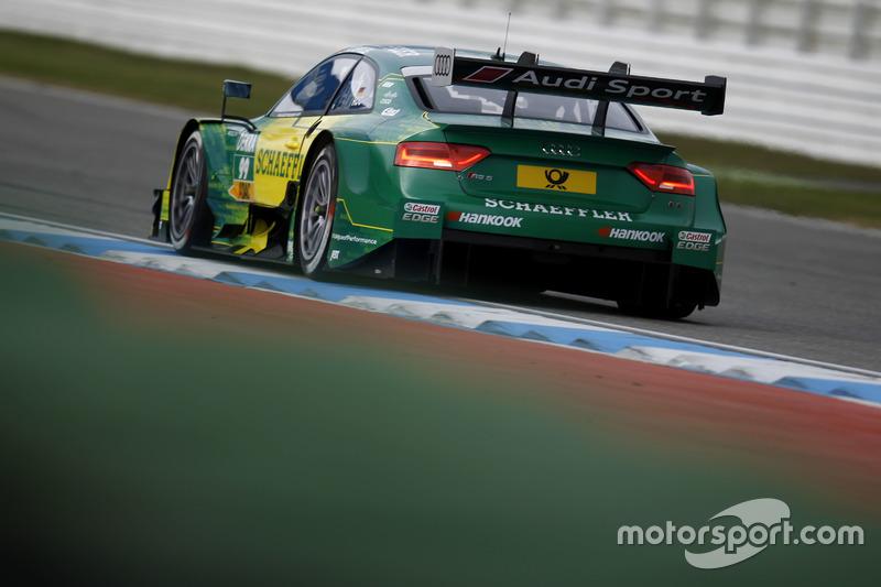 11. Mike Rockenfeller, Audi Sport Team Abt Sportsline, Audi RS 5 DTM