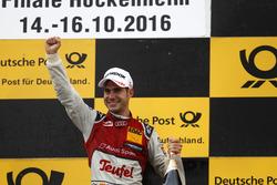 Podio: Miguel Molina, Audi Sport Team Abt Sportsline, Audi RS 5 DTM