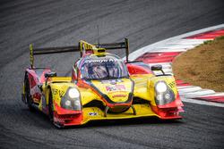 #30 Extreme Speed Motorsports Ligier JS P2 - Nissan: Antonio Giovinazzi, Sean Gelael, Giedo Van der Garde
