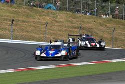 #35 Baxi DC Racing Alpine A460 - Nissan: Девід Ченг, Хо-Пін Тун, Поль-Лу Шатан