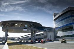 Départ : Tom Sykes, Kawasaki Racing mène