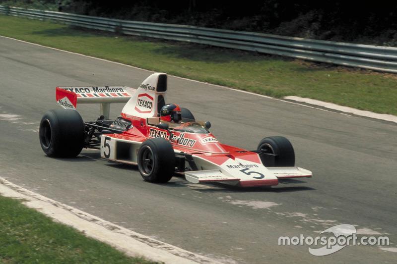 1974: McLaren M23 Ford