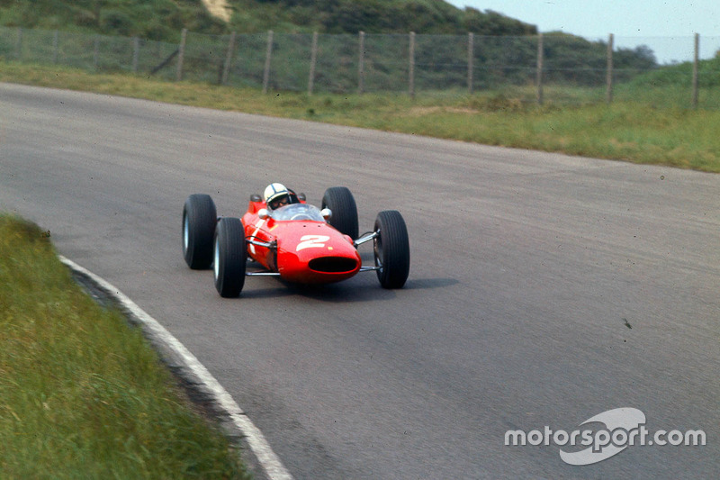 1964-1965: Ferrari 158 (две победы)