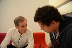 Jean Ragnotti, interviewé par Guillaume Nédélec, Motor1.com / Motorsport.com