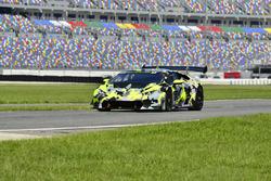 #56 MP1A Lamborghini Huracan ST driven by Jose Collado of Powersport Racing