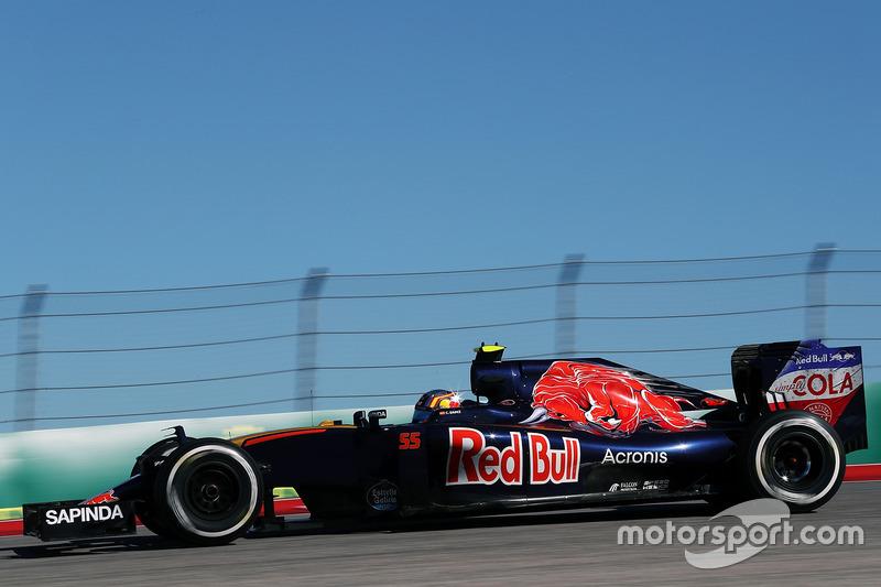 10. Карлос Сайнс-мл., Scuderia Toro Rosso STR11