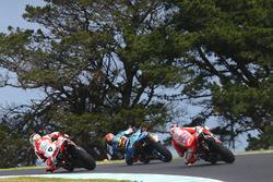 Даніло Петруччі, Pramac Racing, Тіто Рабат, Estrella Galicia 0,0 Marc VDS, Андреа Довіціозо, Ducati Team