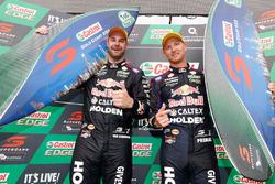 Winners Shane van Gisbergen, Alexandre Prémat, Triple Eight Race Engineering Holden