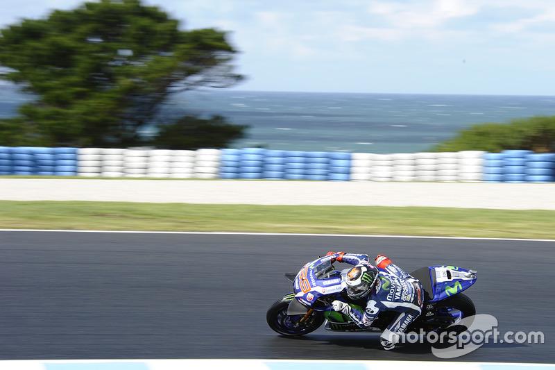 6. Jorge Lorenzo, Yamaha Factory Racing