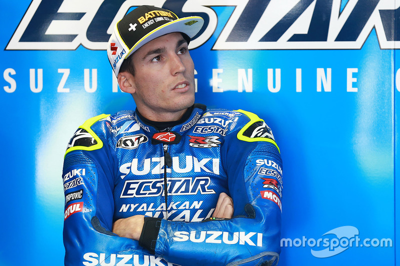 OUT: Aleix Espargaro, Team Suzuki MotoGP