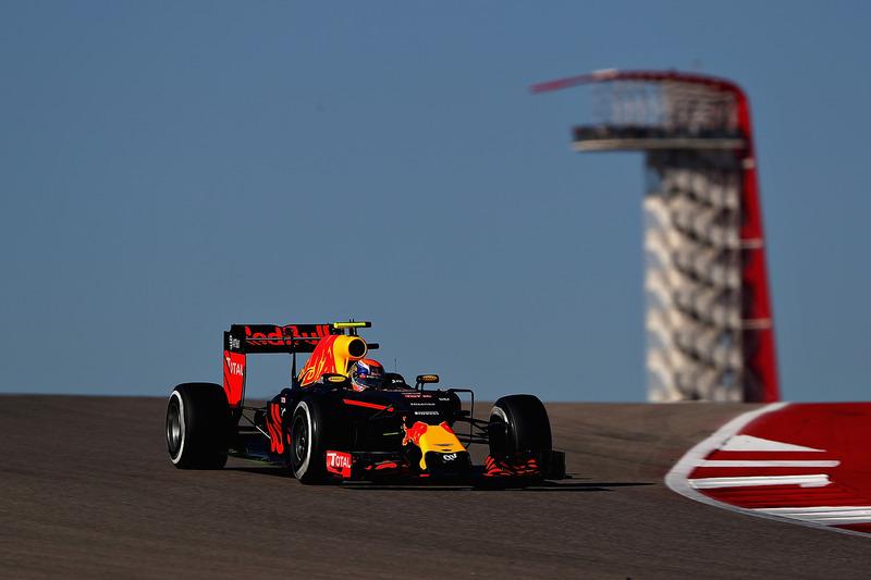 4º Max Verstappen, Red Bull Racing RB12