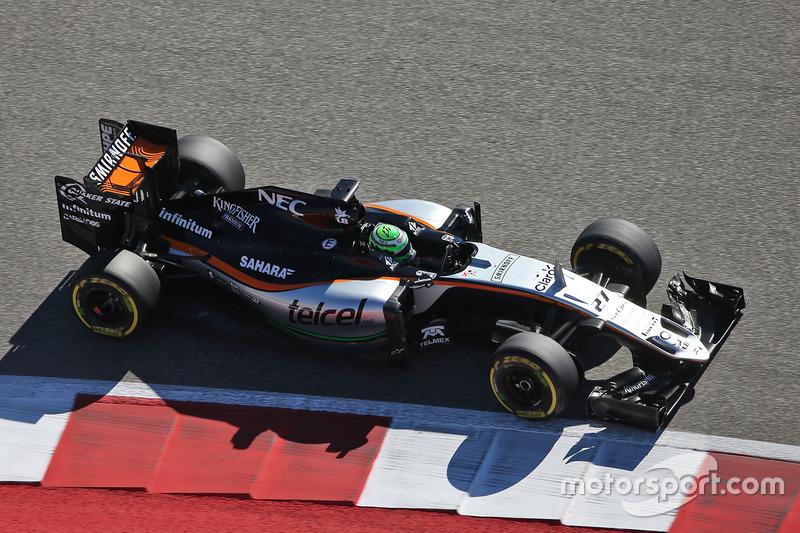 7. Нико Хюлькенберг, Sahara Force India F1 VJM09