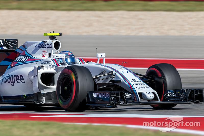8. Валттери Боттас, Williams FW38