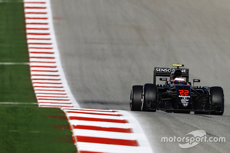 9. Jenson Button, McLaren MP4-31