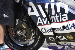 Detail: Bike von Mike Jones, Avintia Racing