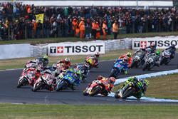 Пол Еспаргаро, Monster Yamaha Tech 3, Марк Маркес, Repsol Honda Team