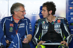 Valentino Rossi, Yamaha Factory Racing ve Jeremy Burgess, Yamaha Factory Racing Ekip Şefi