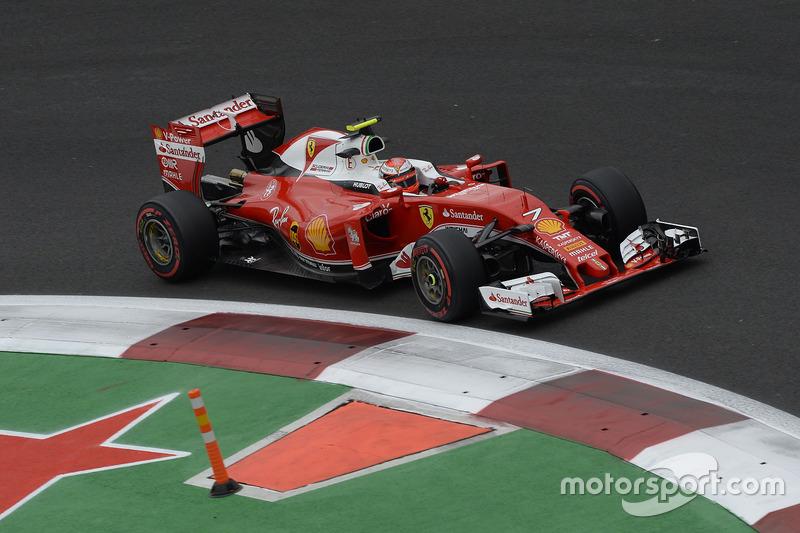 6. Kimi Räikkönen, Ferrari SF16-H