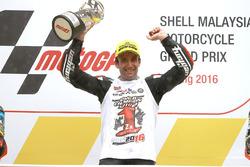 Podium: 1. Johann Zarco, Ajo Motorsport