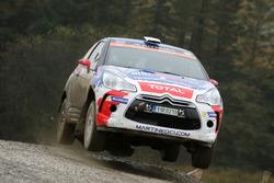 Martin Koci, Lukas Kostka, Citroën DS3 R3T