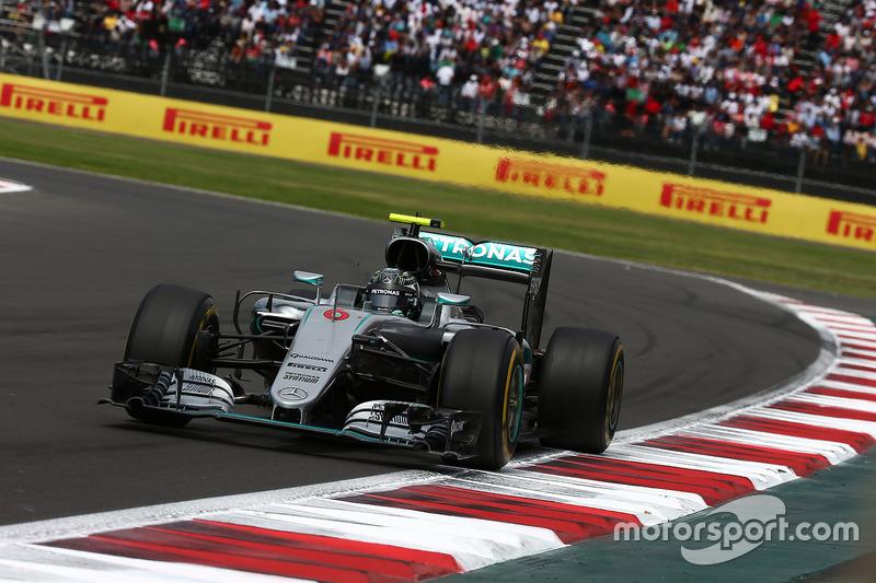 # 6: Ніко Росберг (Формула 1)