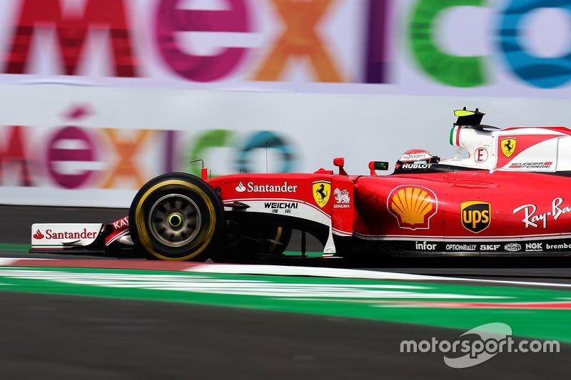 Grandes premios de Kimi Raikkonen