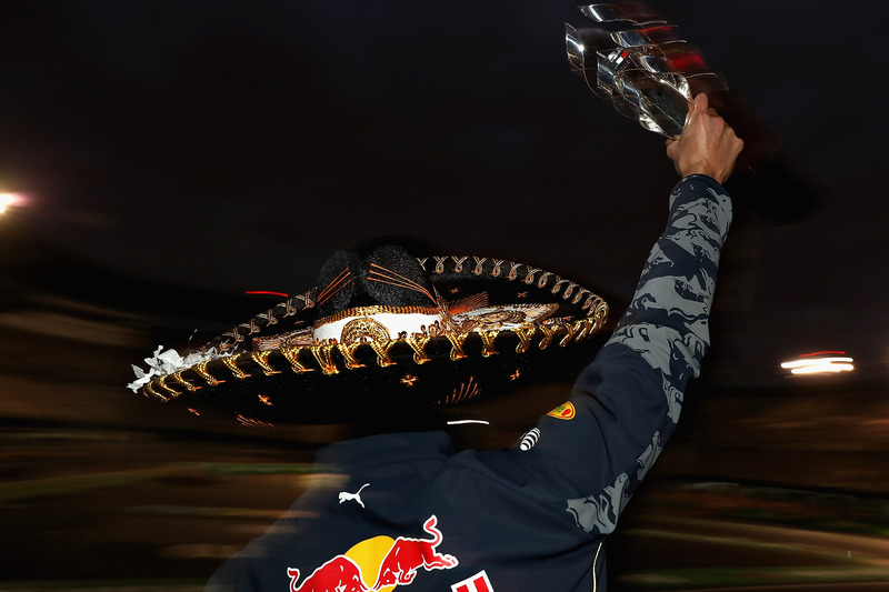Третє місце - Даніель Ріккардо, Red Bull Racing