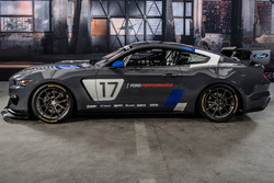 Ford Mustang GT4 onthulling