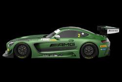 Präsentation: Mercedes-AMG