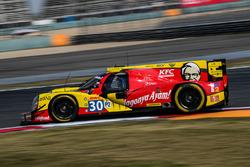 #30 Extreme Speed Motorsports, Ligier JS P2 Nissan: Antonio Giovinazzi, Sean Gelael, Giedo Van der Garde