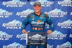 Polesitter: Spencer Gallagher, GMS Racing, Chevrolet
