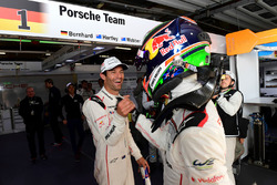 Polesitters #1 Porsche Team Porsche 919 Hybrid: Mark Webber, Brendon Hartley
