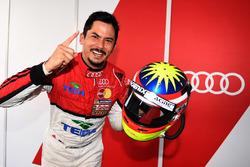 Polesitter: Alex Yoong, Audi TEDA Racing Team