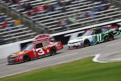Ty Dillon, Richard Childress Racing Chevrolet, Blake Koch, Chevrolet