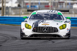 #50 Riley Motorsports Mercedes AMG GT3: Томас Ягер