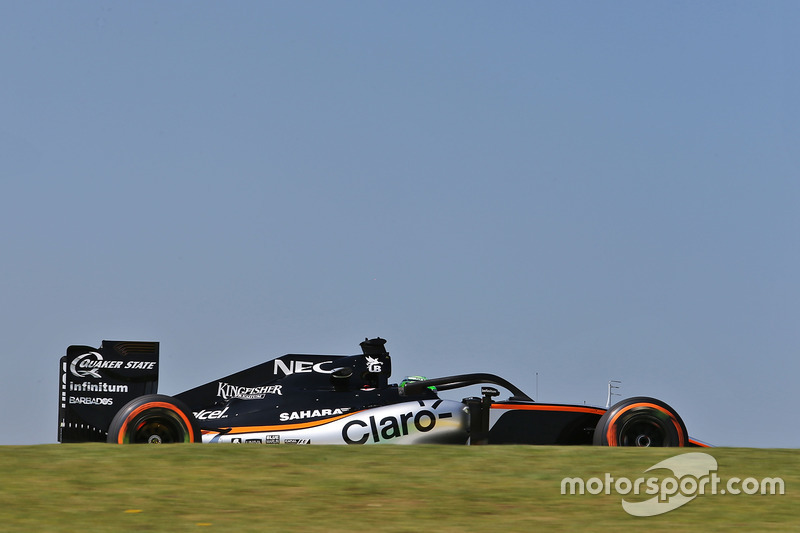 Halolu Nico Hulkenberg, Sahara Force India F1 VJM09