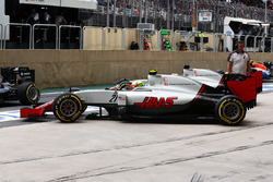 Эстебан Гутьеррес, Haas F1 VF-16