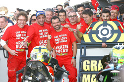 Derde Andrea Iannone, Ducati Team