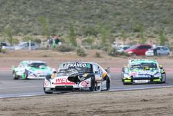 Christian Ledesma, Las Toscas Racing Chevrolet, Nicolas Gonzalez, A&P Competicion Torino, Santiago Mangoni, Laboritto Jrs Torino