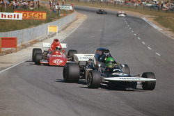 Henri Pescarolo, March 721 Ford, vor Niki Lauda, March 721 Ford