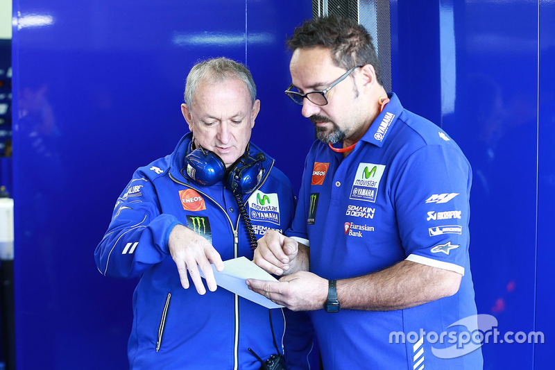 Рамон Форкада, Yamaha Factory Racing, Марк Елдер, Yamaha Factory Racing