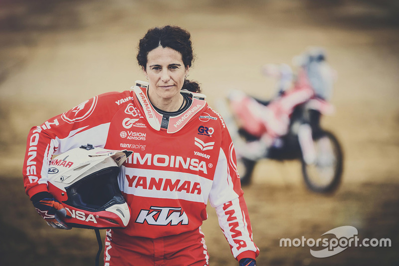 #81: Rosa Romero, Himoinsa Team (Motos)