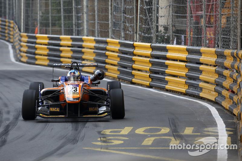 19. David Beckmann, kfzteile24 Mücke Motorsport Dallara Mercedes