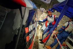 Ahmet Burkay, Bilge Ayan, Citroen DS3 R3T, BC Vision Motorsport