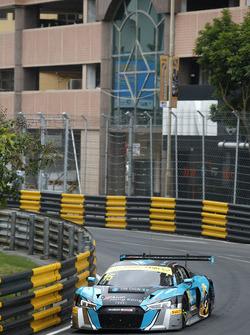 Nico Müller, Phoenix Racing Audi R8 LMS