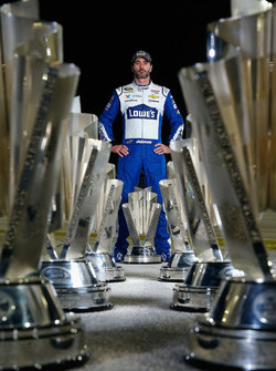 Champion Jimmie Johnson, Hendrick Motorsports Chevrolet