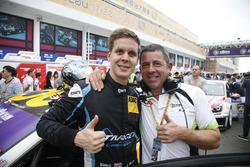Josh Files, Target Competition, Honda Civic TCR with Albert Deuring