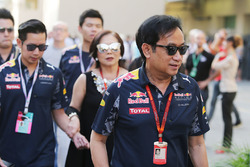 Chalerm Yoovidhya, Red Bull Racing Co-Owner
